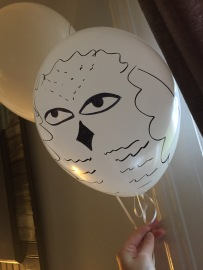 owl baloons